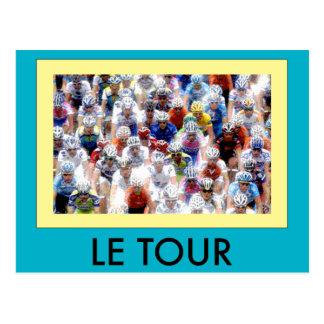 Le Tour ポストカード