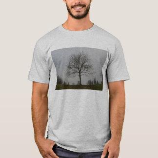 Leafless木 Tシャツ