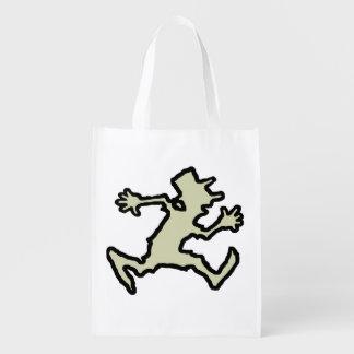 Leathermanの連続した人の再使用可能な買い物袋 エコバッグ