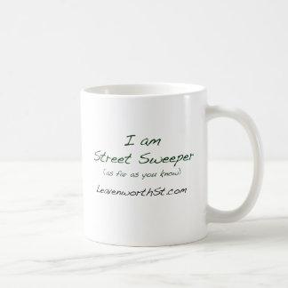 Leavenworthの通りのコーヒー・マグ コーヒーマグカップ