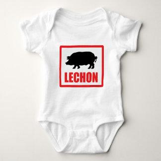 Lechon ベビーボディスーツ