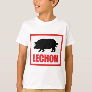 Lechon Tシャツ