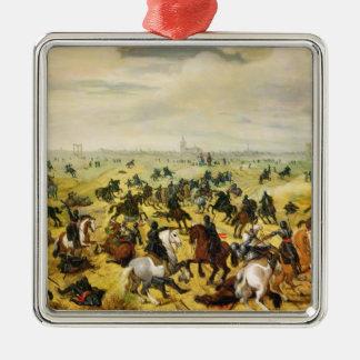 Leckerbeetje 1600年の戦い メタルオーナメント