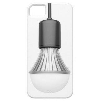 LEDの電球 iPhone SE/5/5s ケース