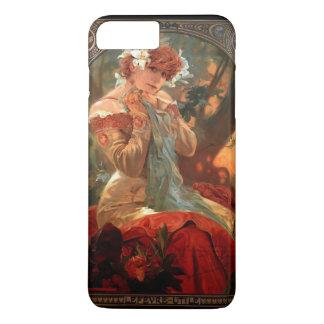LefevreのUtileヴィンテージのミュシャ iPhone 8 Plus/7 Plusケース