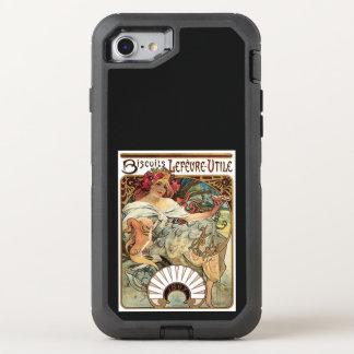 Lefevre Utileビスケット オッターボックスディフェンダーiPhone 8/7 ケース