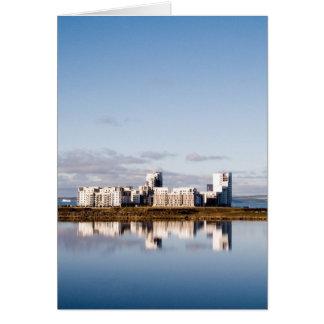 Leith、エジンバラの港 カード