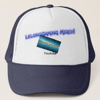 Lelongの賭博の帽子 キャップ