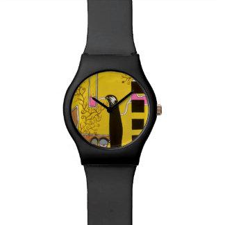 LEMONSQUAREによる生命の甘い果汁をすすること 腕時計