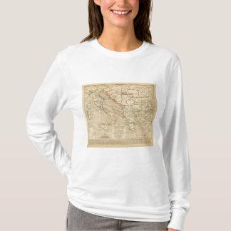 L'Empire Grecのl'Italie 1200年1125年 Tシャツ