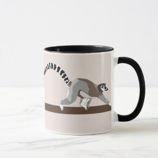 Lemurのマグ マグカップ
