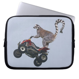 Lemurのラップトップスリーブの跳躍 ラップトップスリーブ