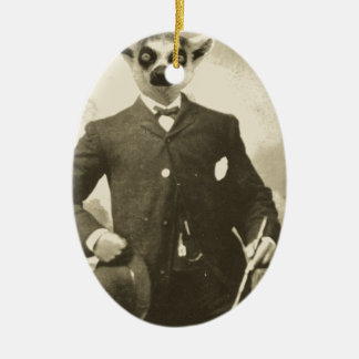 lemurの人 セラミックオーナメント