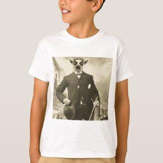 lemurの人 tシャツ