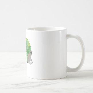 Lemur力 コーヒーマグカップ