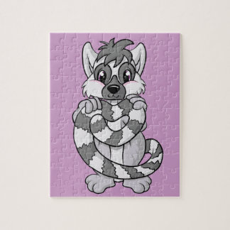 Lemur愛! ジグソーパズル