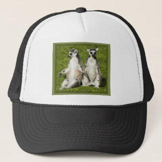 Lemur氏及び夫人 キャップ