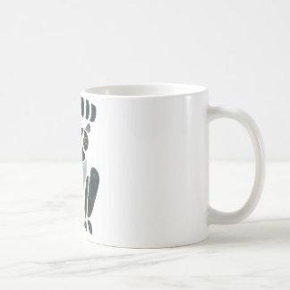Lemur コーヒーマグカップ
