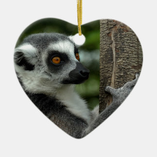 Lemur セラミックオーナメント