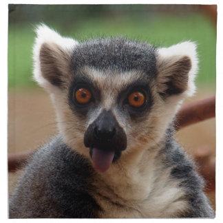 Lemur ナプキンクロス