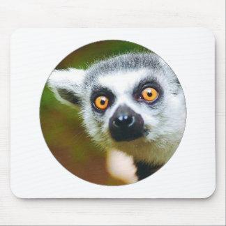 """Lemur "" マウスパッド"