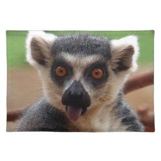 Lemur ランチョンマット