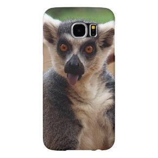 Lemur Samsung Galaxy S6 ケース
