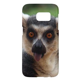Lemur Samsung Galaxy S7 ケース
