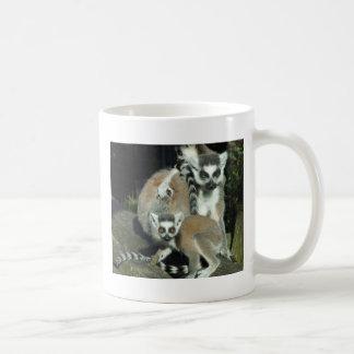 Lemurs コーヒーマグカップ