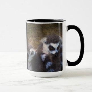 Lemurs マグカップ