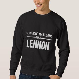 LENNONのTシャツがある愛 スウェットシャツ