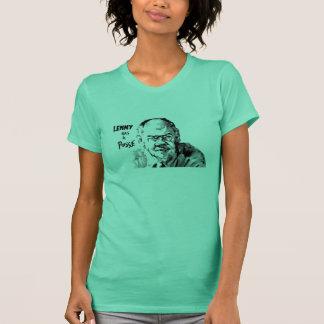 Lennyに武装隊があります Tシャツ