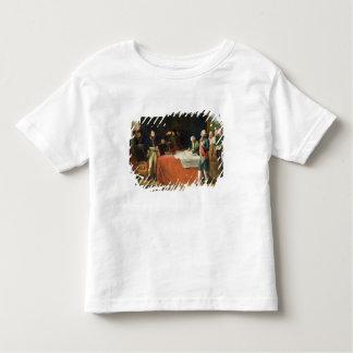 Leobenで署名する平和の予備 トドラーTシャツ