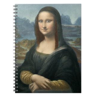 Leonarde Da Vinciモナ・リザ ノートブック