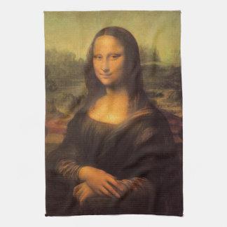 Leonardo Da Vinciモナ・リザ キッチンタオル