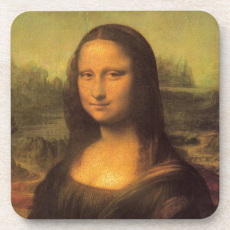 Leonardo Da Vinciモナ・リザ コースター