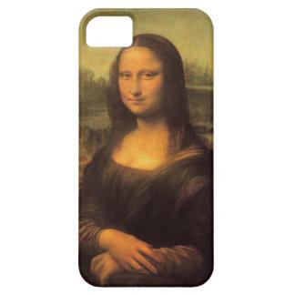 Leonardo Da Vinciモナ・リザ iPhone SE/5/5s ケース