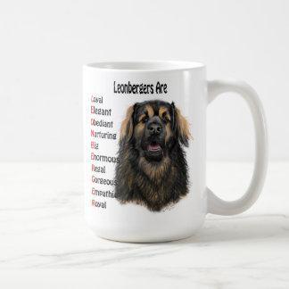 Leonbergerのコーヒー・マグ コーヒーマグカップ