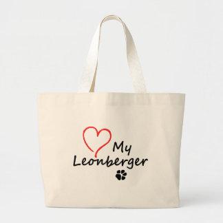 Leonbergerのトートバック ラージトートバッグ