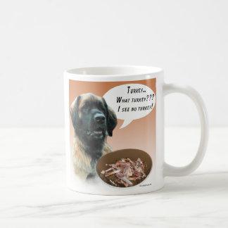 Leonbergerトルコ コーヒーマグカップ