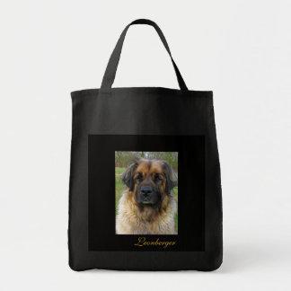 Leonberger犬のトートバック、美しい写真、ギフト トートバッグ