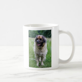 Leonberger犬I愛ハートのleonbergersのマグ コーヒーマグカップ