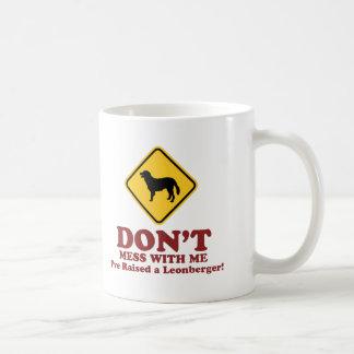 Leonberger コーヒーマグカップ