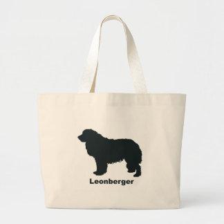 Leonberger ラージトートバッグ