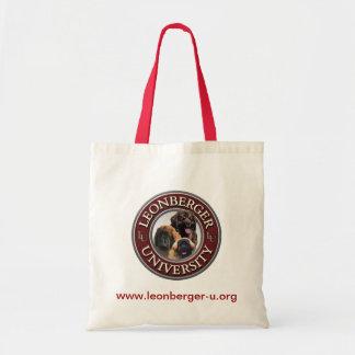 Leonberger Uのバッグ トートバッグ
