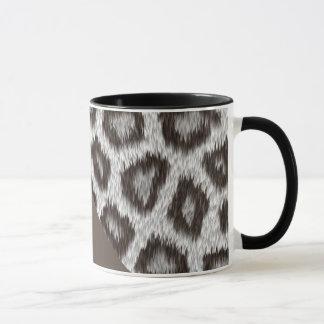 Leopard2 -Cacao- ブラック 325 ml リンガーコンボマグ マグカップ