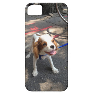 Leopoldの開花(犬)のiPhoneの場合 iPhone SE/5/5s ケース