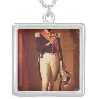 Leopold I c.1846 シルバープレートネックレス