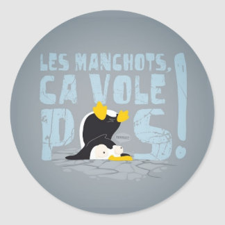 Lesのmanchots ラウンドシール