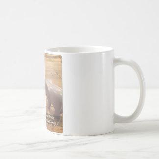 Les Ademimaux -細い足 コーヒーマグカップ